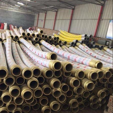 鑫才辉泵管现货供应砼泵胶管  泵车胶管  桩机胶管  砂浆胶管  布料机胶管价格优惠