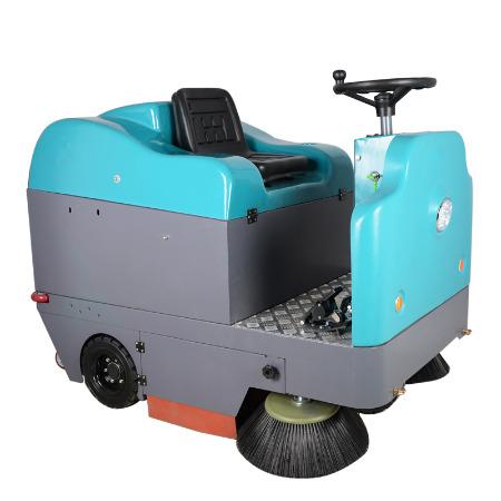 常州电瓶式扫地车 驾驶式电动扫地机 全自动扫地车 江苏吸尘扫地