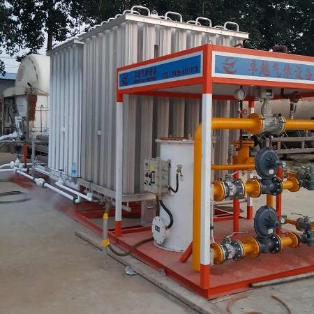 气化调压一体撬 减压撬 汽化器 空温式汽化器 调压撬 煤改气设备 电复热器 南宫卓越
