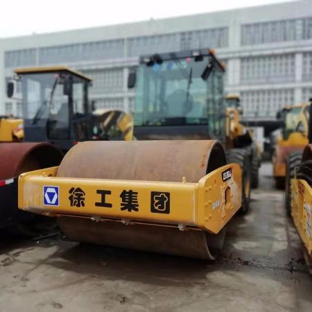 【上海签达 】二手压路机  专业制造价格优惠欢迎来电专业厂家信誉保证  振动压路机