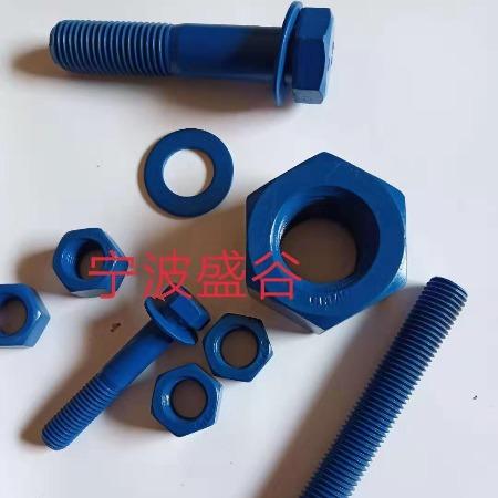 PTFE、 铁氟龙、、铁富龙、特富龙、特氟隆螺栓制造厂家、特氟龙 螺母厂家