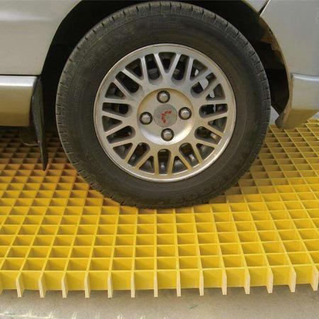 河北华耀 洗车房格栅 树脂篦子沟盖板厂家直销 玻璃钢格栅现货