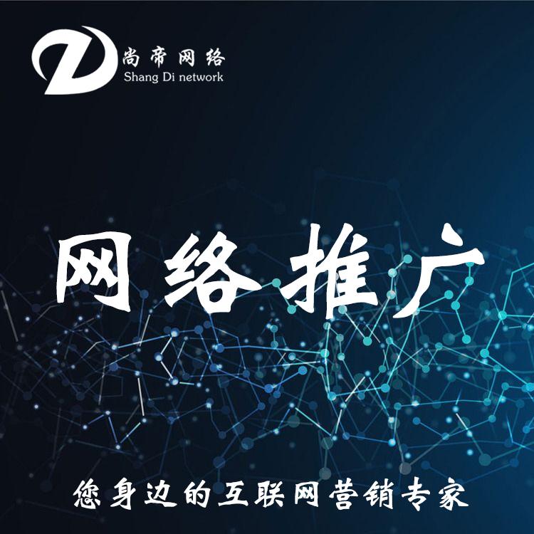 网络营销推广 seo搜索推广 尚帝网络 让客户满意