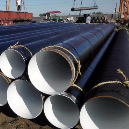 环氧煤沥青管道 环氧煤沥青防腐钢管  大口径内外防腐钢管  亿钢厂家