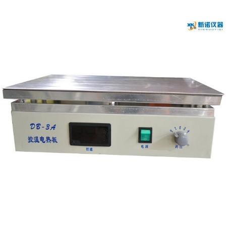 新诺~电热板 DB-3A恒温电热板 数显不锈钢干燥板 采用电压调节装置,使加热电丝更加经久耐用