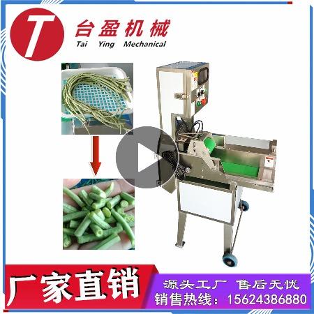台盈TYW-805型豆角切段机 商用切豆角机 厂家直销多功能切菜机