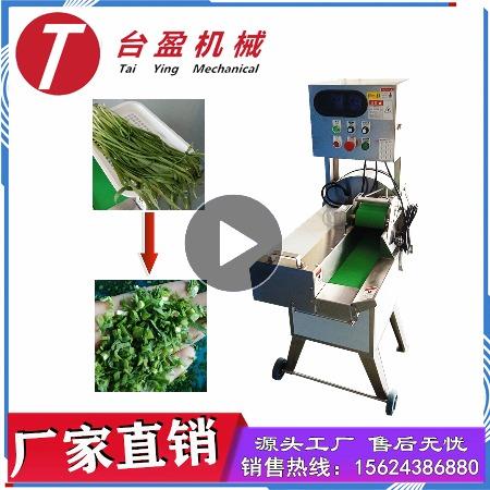 台盈TYW-805型韭菜切段机 商用切韭菜馅机 厂家直销多功能切段机