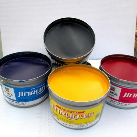 杭州市哪里回收胶印油墨 赫柏回收各种油墨