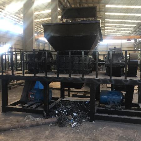 定做 废钢铁破碎机 废塑料易拉罐破碎机 质量有保障