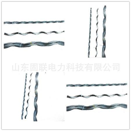 耐张补强接续 预绞式接续金具 钢芯铝绞线全张力接续条