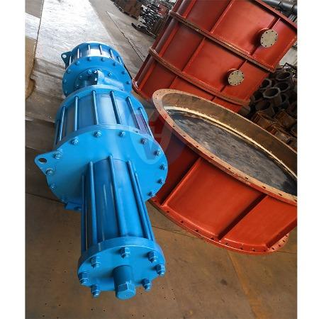 浙江温州华尔士_厂家营销AW系列气动执行器大尺寸 缸体执行器一体化理想价格 高品质标准生产