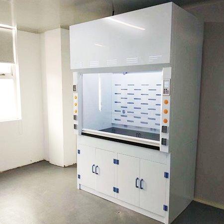 pp通风柜 通风柜 实验室家具 华派实验室装修公司