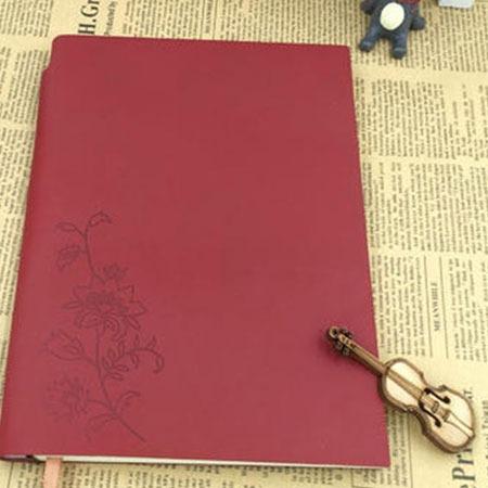 成都仿皮创意笔记本印刷 定做 生产厂家