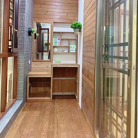 防腐木阳台定制,装修木质阳台价格,设计木质阳台,木质阳台