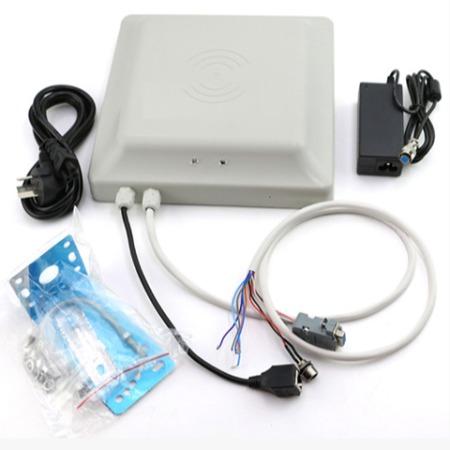智天行RFID超高频一体式读写器人员考勤机G20R