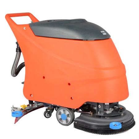 上海征翔 ZX-2 手推式洗地机商用 小型洗地机厂家