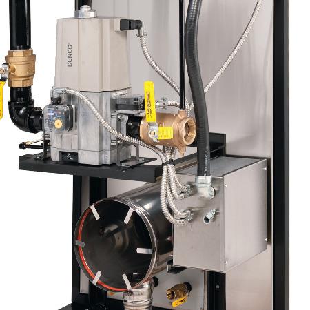 冷凝低氮进口燃气锅炉美鹰铜管锅炉MB-2500环保低氮锅炉进口品质