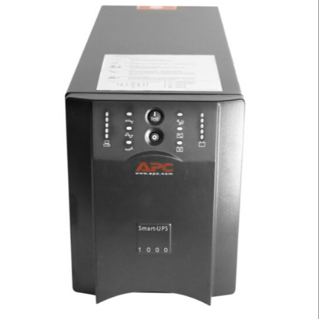 APC 施耐德 SUA1000ICH在线互动式UPS不间断电源670W/1000VA UPS电源