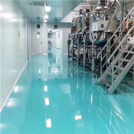 河南利宾各种场合环氧地坪施工 环氧自流平施工 环氧砂浆平涂工程