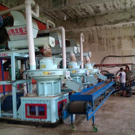 大型秸秆颗粒机生产线 小型豆粕造粒机价格