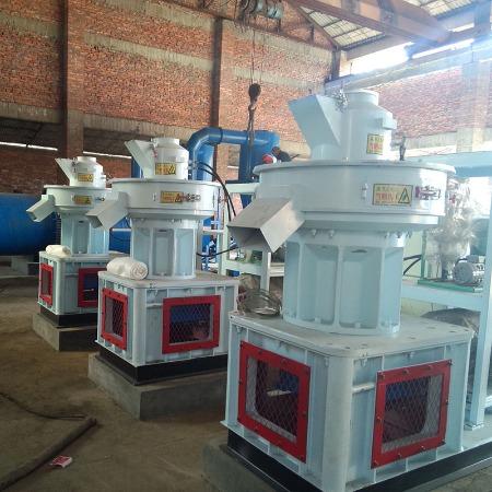 供应 小型木屑颗粒机生产视频 新式锯末颗粒机价格