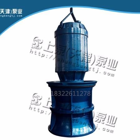 卧式潜水轴流泵,叶片可调节式潜水轴流泵,斜拉式潜水轴流泵
