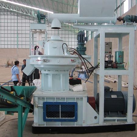 小型锯末颗粒机厂家现货 新式稻壳颗粒机生产线