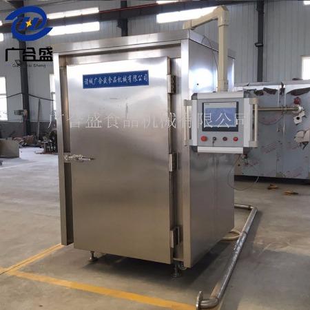 广合盛2m-真空预冷机 全自动快餐盒饭快速冷却设备 卤肉快速降温食品设备