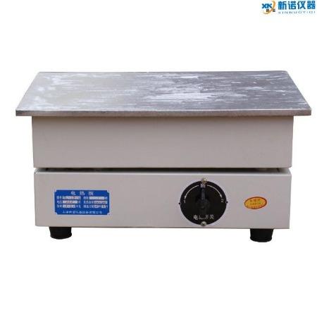 ~上海新诺~电热板 SB-3.6-4型 铸铁电热板 600*450mm电热加热面  耐高温420°C