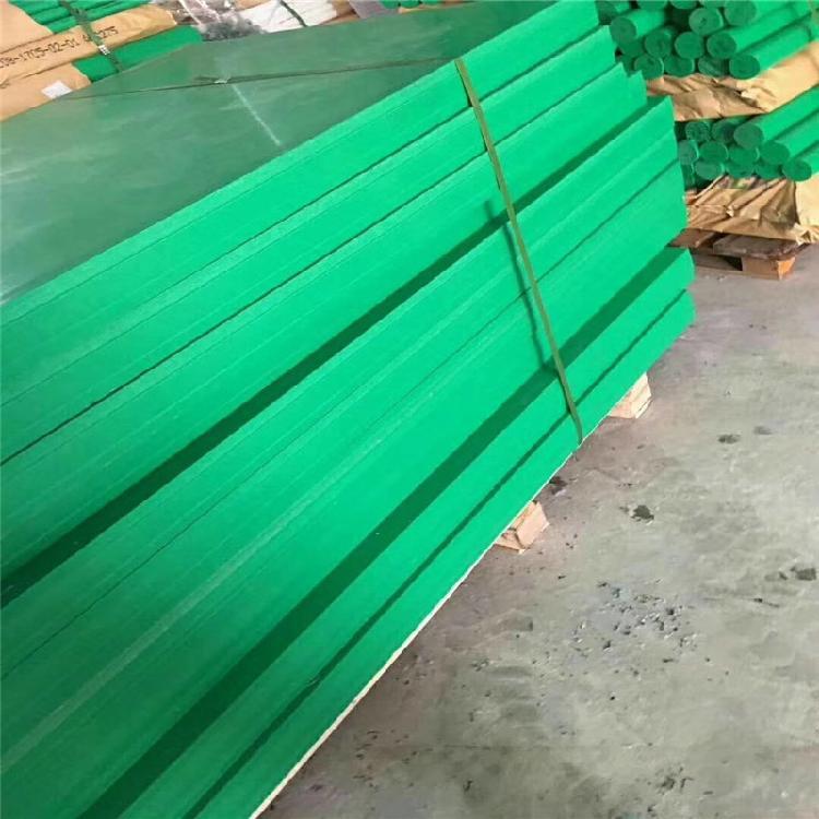 深圳厂家直销超高分子量UPE板 进口绿色UPE板棒 食品级PE板   UPE板加工零切