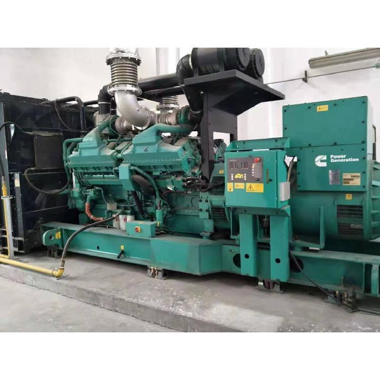 宁波柴油发电机回收 康明斯发电机组回收