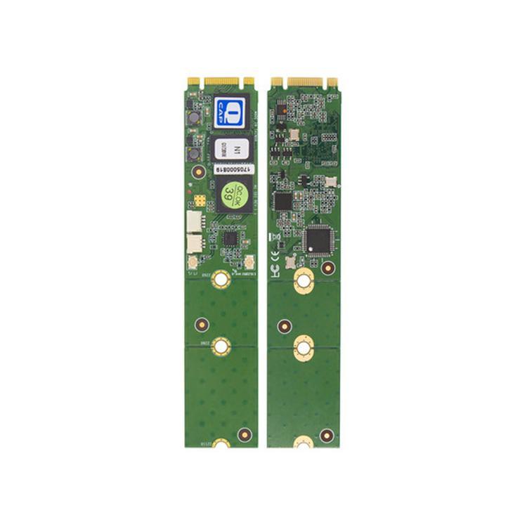 天创恒达TC-5A0N1 M2 SDI 硬编码采集卡 网络视频 高清直播采集卡