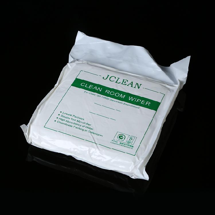 东莞厂家批发 超细纤维擦拭布 佳创工业清洁吸水吸油擦拭布 无尘布 除尘无尘布9*9