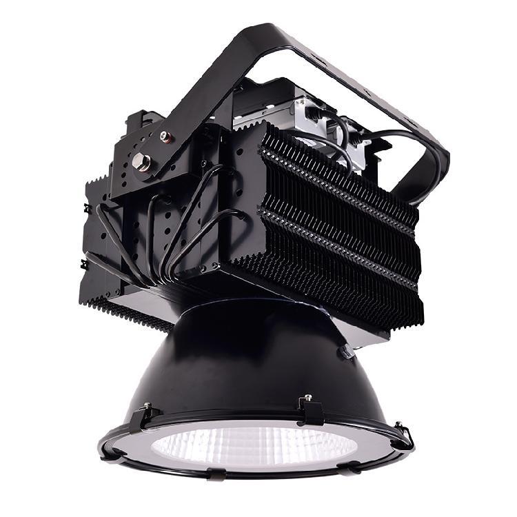 led塔吊灯外壳套件400w500w港口码头机场建筑工地照明灯200w工矿灯投光灯外壳套件