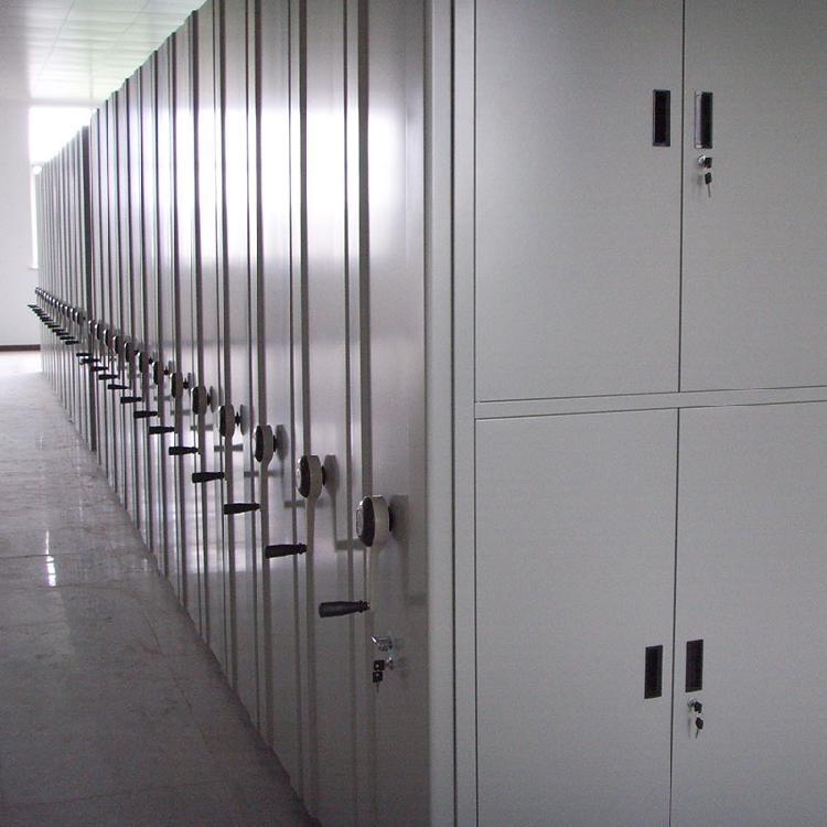 苏州档案密集架 手动电动智能密集架厂家直销
