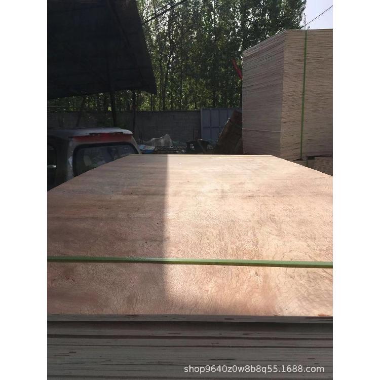 厂家直销3-30mm包装板 多层板 胶合板 托盘板 夹板 异形板可定制