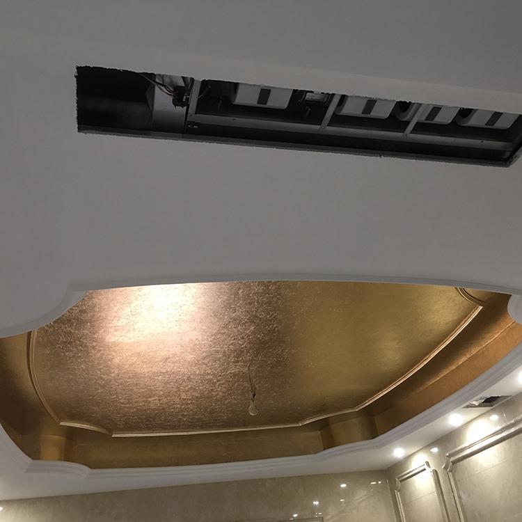 瓷器贴金箔 现代青花瓷器贴金箔厂家