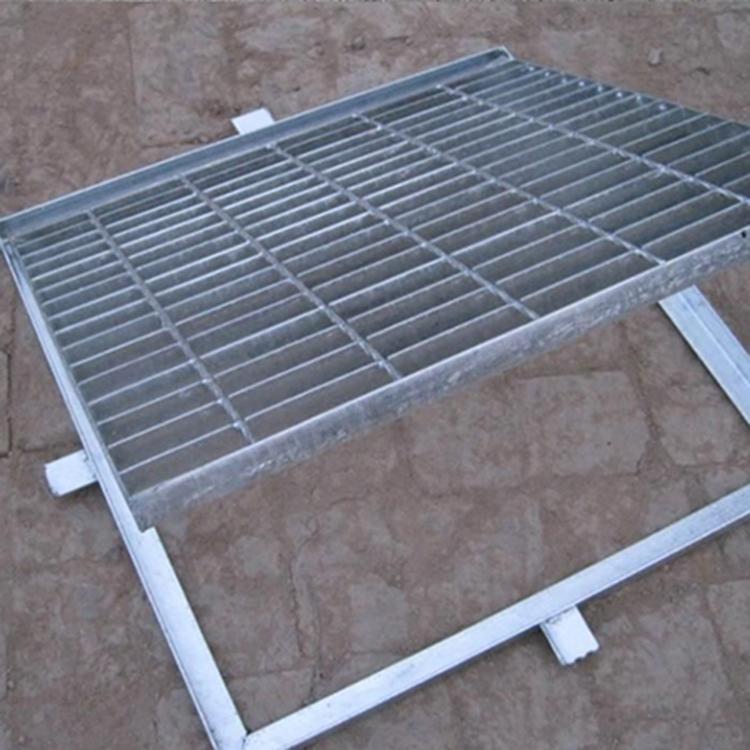 河北沟盖板 下水道沟盖板生产厂家 钢格栅