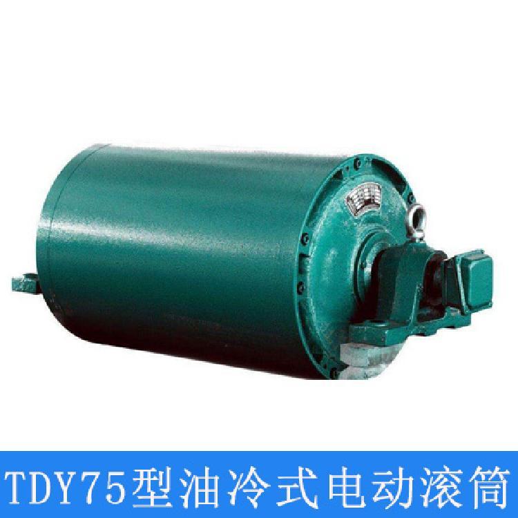 厂家直销电动滚筒 TDY75型油冷式电动滚筒 可定制加工