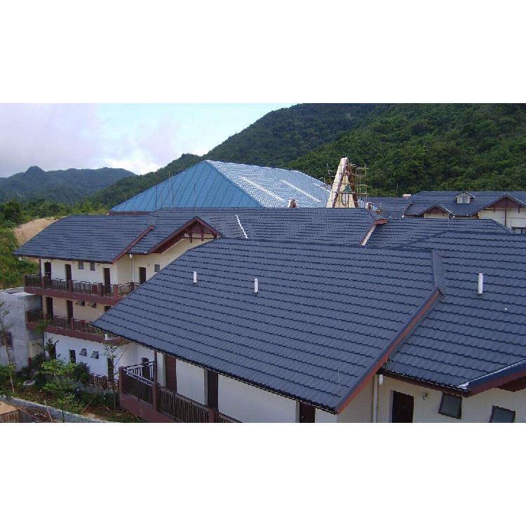 Asa衡水PVC塑钢瓦 ASA合成树脂瓦 屋顶屋脊配件房屋装饰品