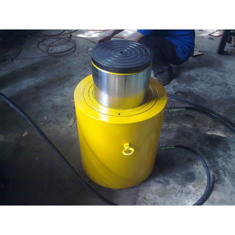 厂家直销优质500吨液压千斤顶 200吨液压千斤顶  德州鸿跃机械