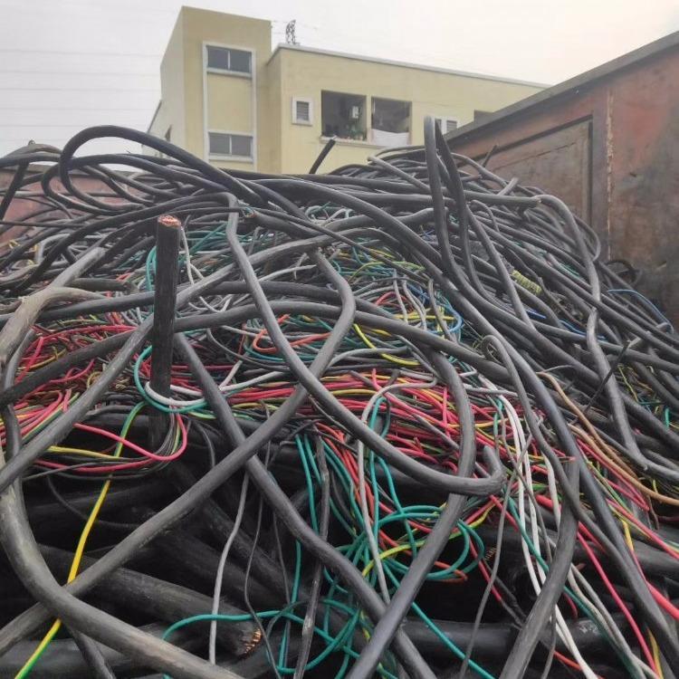 佛山长期回收旧电缆 二手电缆回收