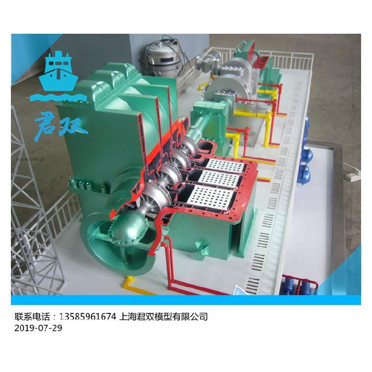 专业机械工业发动机 展示机械 设备 沙盘 设施模型定制-制作-设计-展示展会-生产厂家上海君双模型