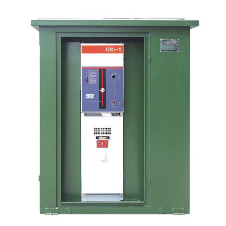 厂家直供高压开关柜DFW-10KV 24KV 35KV电缆分支箱开闭所现货
