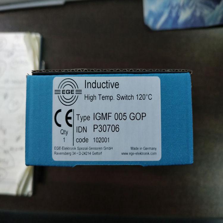 IGMF 005 GOP-EGE接近开关