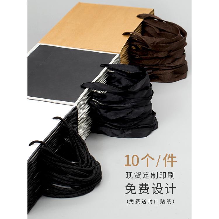 四川旭美印务手提袋定制厂家 手提袋模板设计制作费用