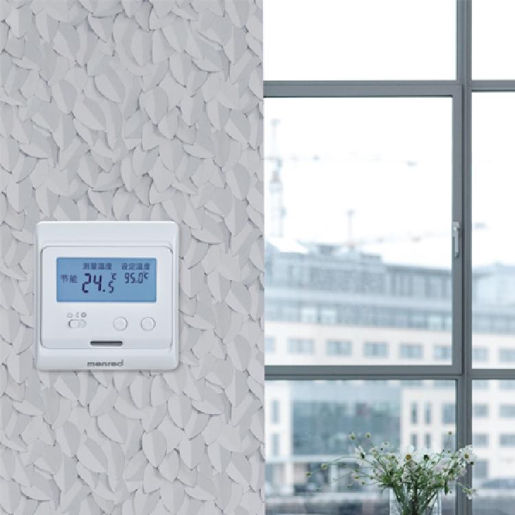 曼瑞德温控器menred水地暖温控器定制 开关智能自动控制系统可调价温度