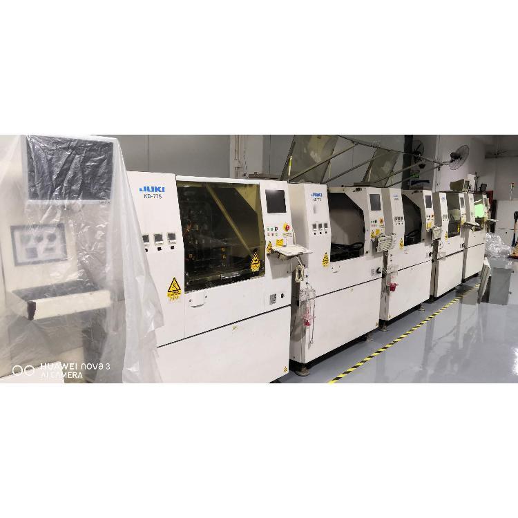 广东深圳二手JUKI KD-775进口点胶机