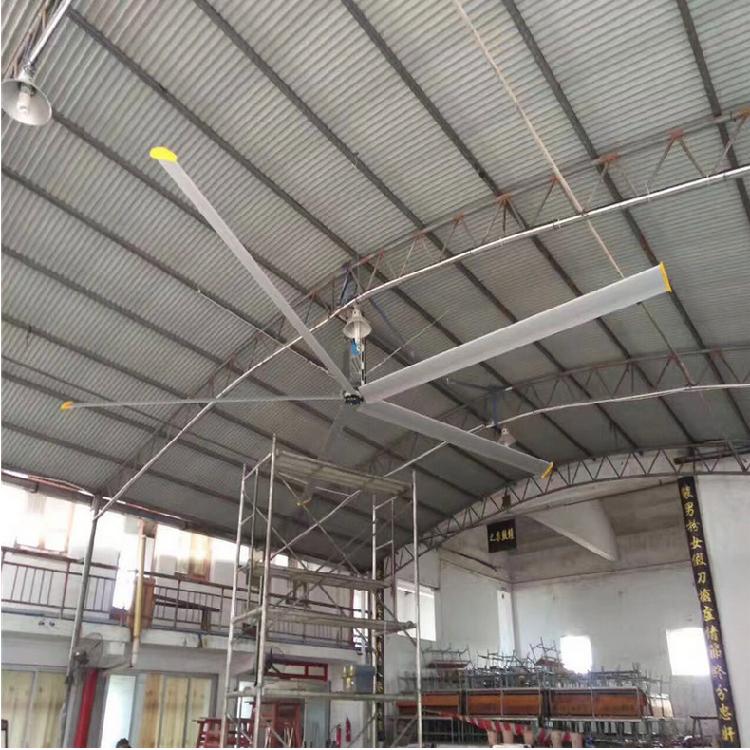 帕沃科技厂家供应工业车间用大风扇