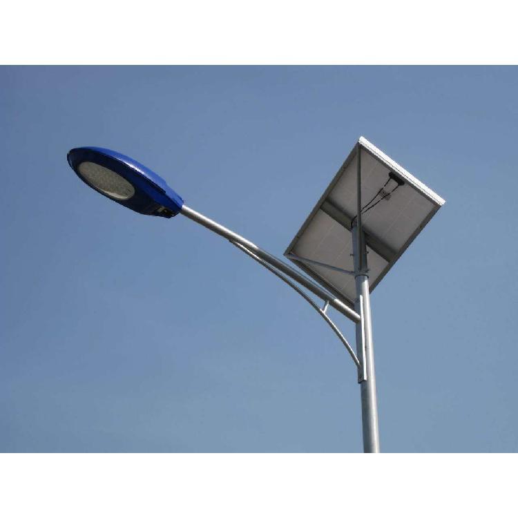 LED太阳能路灯新农村户外道A字臂单臂路灯